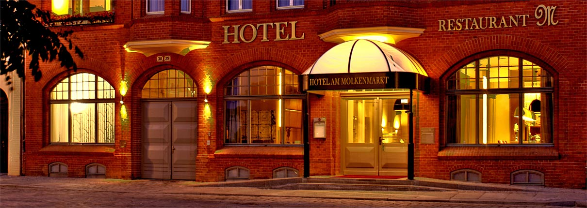 Hotel am Molkenmarkt in Brandenburg an der Havel